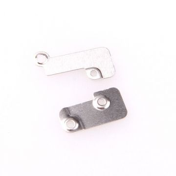 Battery connector and dock connector metal cover set for iPhone 5G