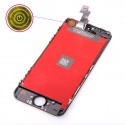 Original Glass digitizer and LCD Retina Screen for iPhone 5C Black