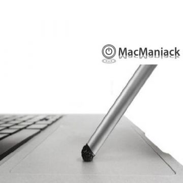 Silver touch pen for iPhone iPad, iPod MacBook