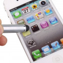 Stylet tactile argent touch pen iPhone Ipad, Ipod macbook