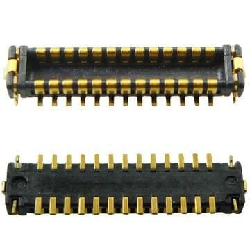 Achter camera FPC connector voor iPhone 4